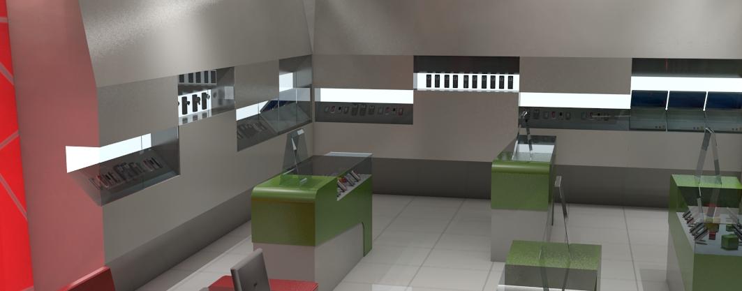 Africom-retail-store-8 Store design