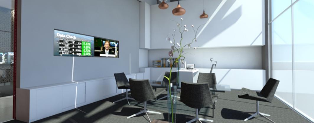 Private-Banking03 Interior Design